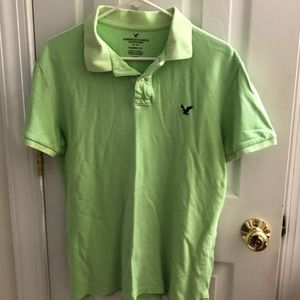 American Eagle Outfitters Short Sleeve Polo.